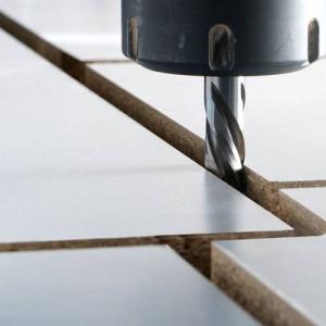 Для чего нужны спиральные фрезы с удалением стружки вниз?