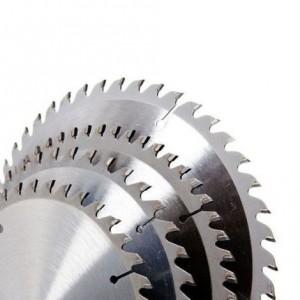 Основные характеристики пильных дисков