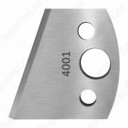 Нож профильный 40mm для насадной фрезы 1 Rotis 40034001