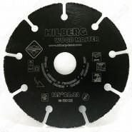 Диск пильный по дереву с гвоздями Hilberg Super Wood 530125 (125*22,23*T)