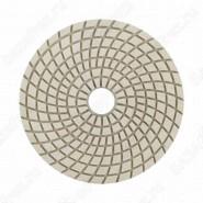 """Алмазный гибкий шлифовальный круг """"Черепашка"""" 100мм #30 мокрое шлифование"""