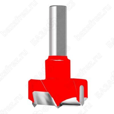 Сверло присадочное чашечное ROTIS 35x70 S10 Z2+2 LH 443.3570L