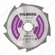 Диск пильный по фиброцементу Hilberg Industrial Фиброцемент HC190 (190*30*5T)