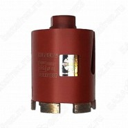 Коронка алмазная по железобетону Hilberg Industrial Laser Micro Hit HI821