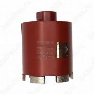 Коронка алмазная по железобетону Hilberg Industrial Laser Micro Hit HI822