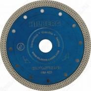 Диск алмазный по керамике Hilberg ультратонкий Hard Materials Х-type HM403 150мм