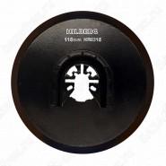 Держатель шлифовальных листов Hilberg Round Pad HR0315