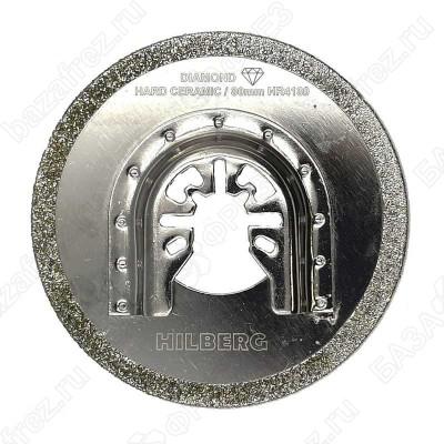 Полотно отрезное Hilberg Hard Ceramic Round HR4180