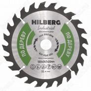 Диск пильный по дереву Hilberg Industrial Дерево HW160 (160*20*24T)