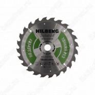 Диск пильный по дереву Hilberg Industrial Дерево Тонкий рез HWT194 (190*1,6*24Т*20)