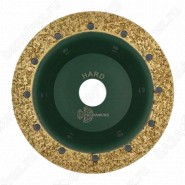 Чашка твердосплавная Trio-Diamond Grand 390002 125мм плоская шаг 2 Hard