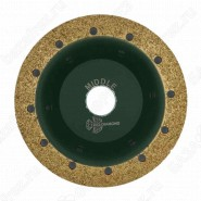 Чашка твердосплавная Trio-Diamond Grand 390004 125мм плоская шаг 4 Middle