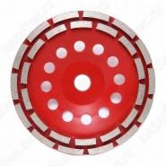 Чашка алмазная шлифовальная Trio-Diamond New Formula Segment TCW155 180мм