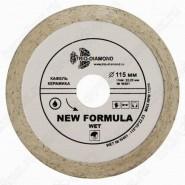 Диск алмазный по керамике Trio-Diamond New Formula Wet W401 115мм