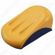 Шлифок ручной ладонь с иск. кожей Uniqtool UTG-0210