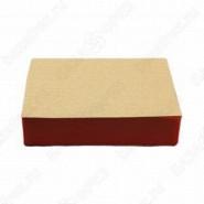 Шлифовальная губка прямоугольная зерно 120 Uniqtool UTG-2001
