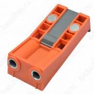 Кондуктор Poket hole  для сверления (два  отверстия) Hobby Uniqtool UTJ-003H