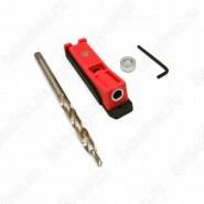 Приспособление для соединения саморезами Uniq tool Mini Pocket hole JIG