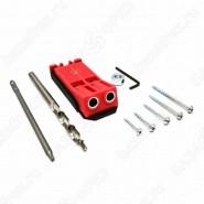Приспособление для соединения саморезами Uniq tool Pocket hole Tool KIT