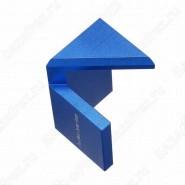 Шаблон для разметки центра на угловых поверхностях  60x45mm Uniqtool UTM-0023
